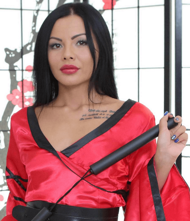 Amanda Black VR