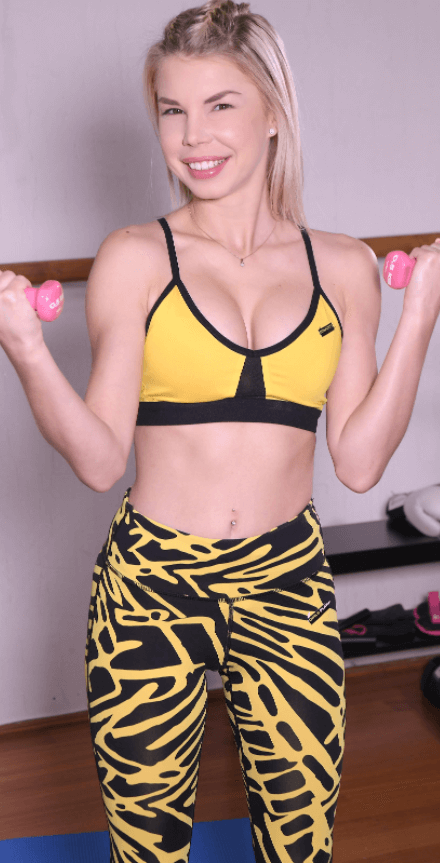 Olivia Sin VR